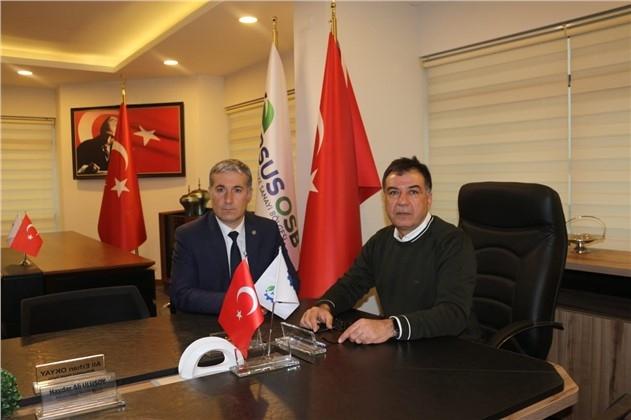 Tarsus OSB Yatırımcısına Sunulacak Destekler Konuşuldu