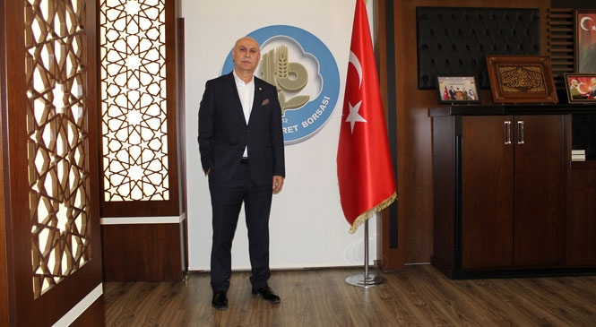 Tarsus Ticaret Borsasında Yeni Yılın İlk Yönetim Kurulu Toplantısı Gerçekleşti
