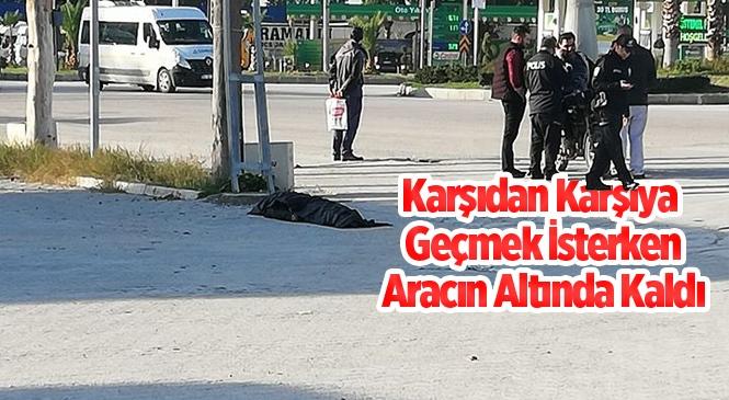 Adana'da Bayan Sürücünün Çarptığı İbrahim Eyi Hayatını Kaybetti