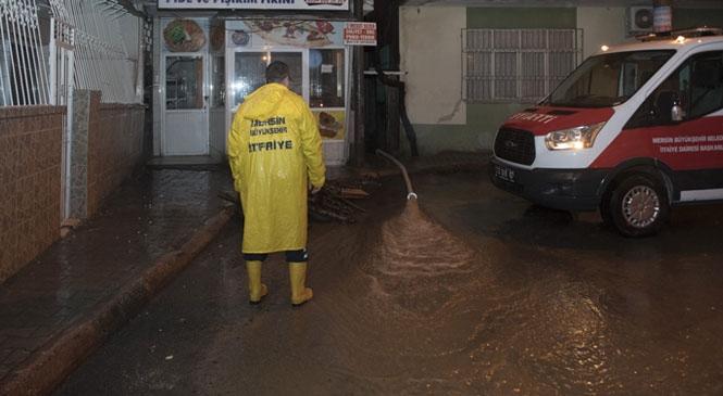 Mersin Büyükşehir, Selin Yaralarını Hızla Sarıyor