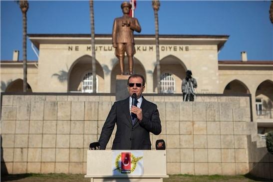 Başkan Seçer, 10 Ocak Çalışan Gazeteciler Günü Törenine Katıldı