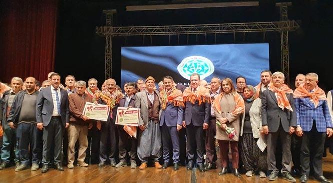 """Mersin Büyükşehir Belediye Başkanı Seçer: """"Mersin'de Tarıma Katkı Sunacağız"""""""