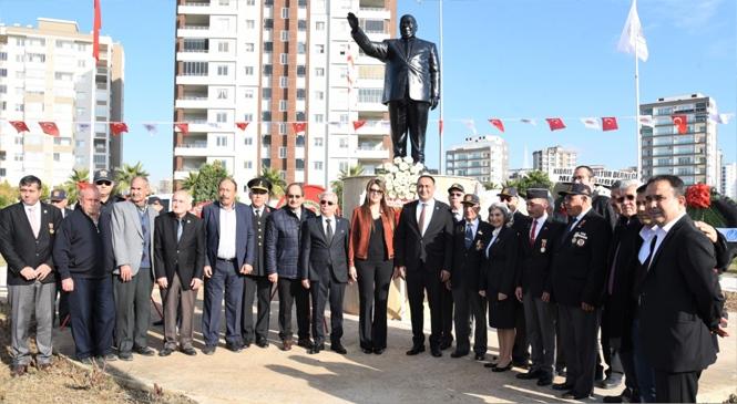 Toroslar'da Kıbrıs'ın Kahramanları Anıldı