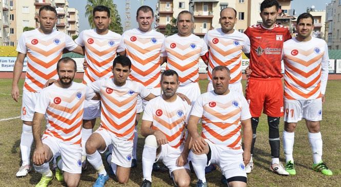 Yenişehir Belediyesi Şampiyon Oldu