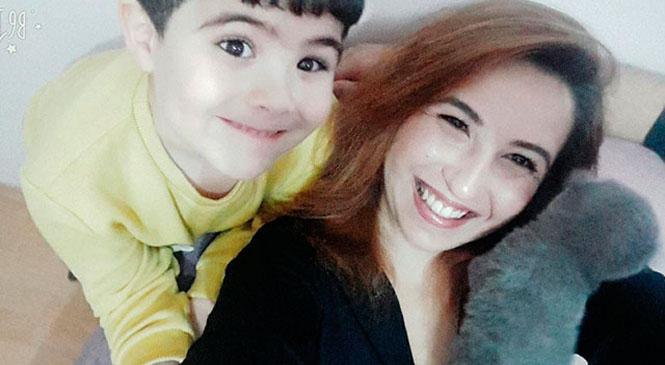 Tokat'ta Ana Okulu Öğretmeni Tuğba Uzun, 10 Yaşındaki Oğlunu Öldürüp, Kendini Astı