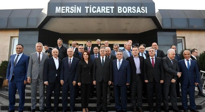 """Gülcan Kış: """"Mersin'in Festivaller Kenti Olması İçin Çabamız Sürecek"""""""