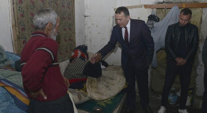 Yenişehir Belediye Başkanı Abdullah Özyiğit'ten Yardım Eli
