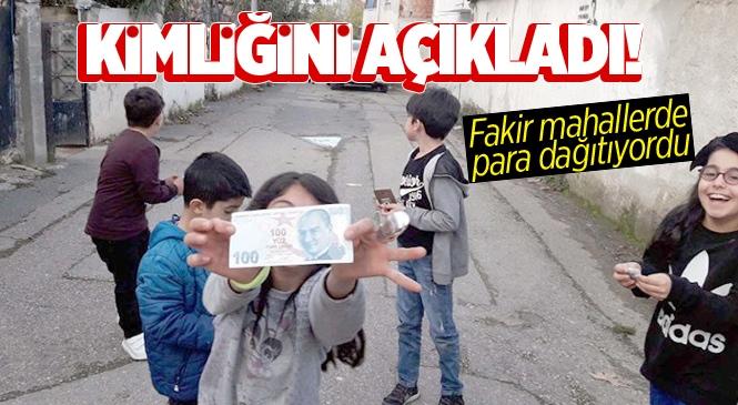 Fakir Mahallelerde Para Dağıtan Robin Hood, Kimliğini Açıkladı. Erdoğan Uludağ Kimdir?
