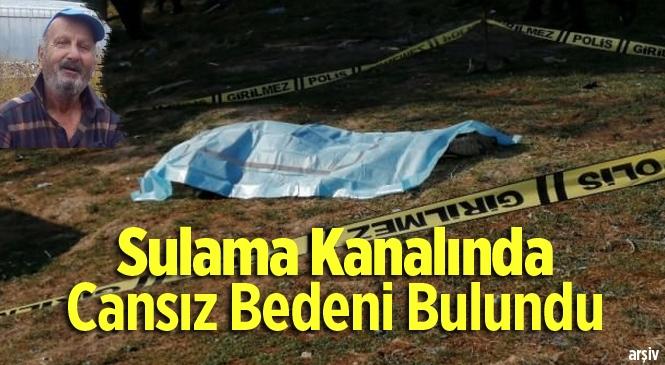 Mersin Bozyazı'da Ahmet Sümbül'ün Cansız Bedeni Bulundu