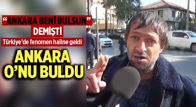 """Mersinli Cihangir Kimdir? """"Ankara Beni Bulsun"""" Diyen Mersinli Cihangir Nerelidir?"""