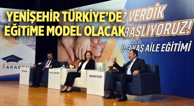 Yenişehir Türkiye'de Eğitime Model Olacak
