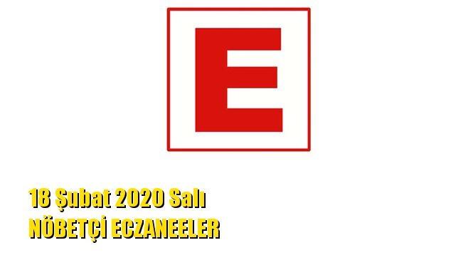 Mersin Nöbetçi Eczaneler 18 Şubat 2020 Salı