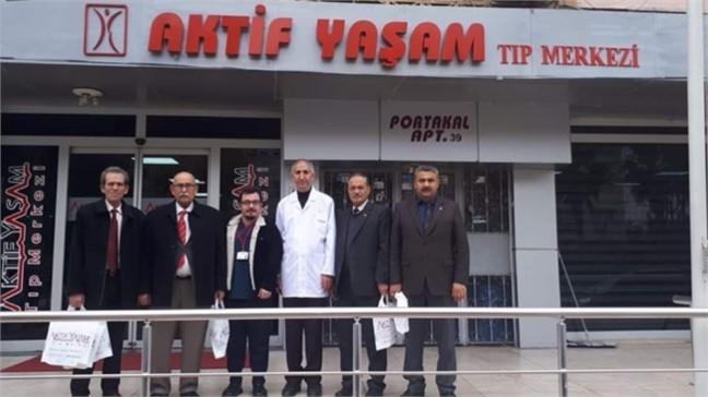 Emeklileri Sevindiren Haber! TÜED'den Emekliler İçin Aktif Yaşam Tıp Merkezi ile İndirim Anlaşması Yaptı