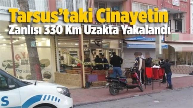 Hadi İncirligöz'ün Tarsus'ta Av Tüfeğiyle Öldürülmesiyle İlgili Aranan Şüpheli Konya'da Gözaltına Alındı