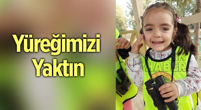 Mersin Tarsus'ta Kazada Yaralanan Öykü Buğlem Güngör Yaşamını Yitirdi