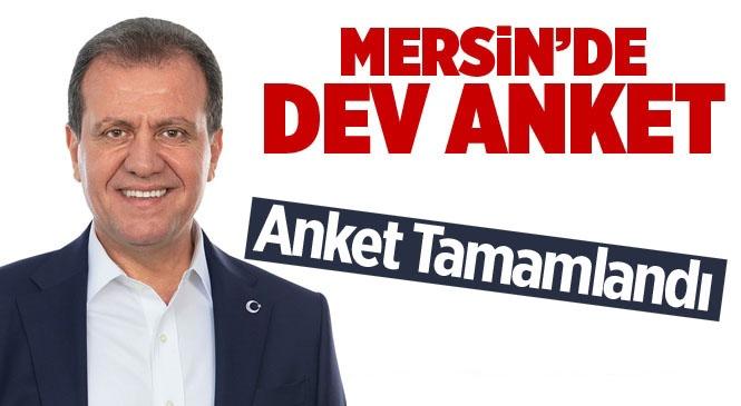 Vahap Seçer Anketi! Mersinli Düzenlenen Anketle Büyükşehir Belediye Başkanı Seçer'i Oyladı!
