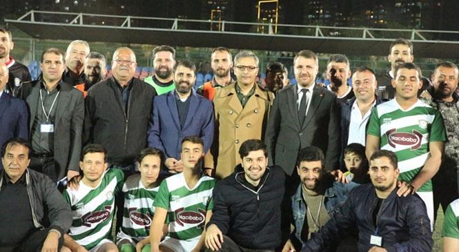 Geçen Yıl İlki Gerçekleştirilen Akdeniz Kardeşlik Ligi, Yapılan İlk Maçla Başladı