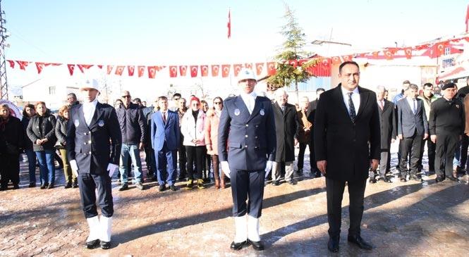 """Başkan Yılmaz; """"Aradan Yüzyıllar Geçse De Türk'ün Kahramanlık Ruhu Hep Tazedir"""""""