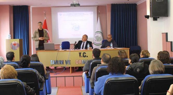 Mersin'de 56 Yerel Hayvan Koruma Görevlisine Eğitim Verildi