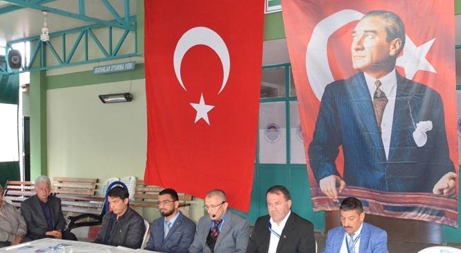 Mersin Büyükşehir Belediyesi Tarafından Şehitler İçin Kuran Okutuldu
