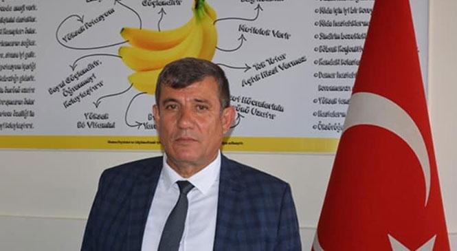 Anamur Muz Üreticileri Birliği (MUZ-BİR) Başkanlığına Feyzi Türkay Seçildi