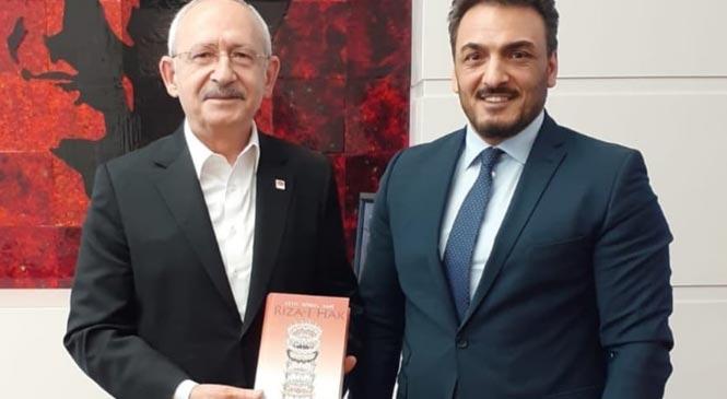 Almanya'nın Önemli İsmi Cihan Sendan, Türkiye'de Kılıçdaroğlu İle Buluştu