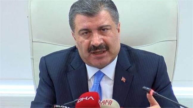 Sağlık Bakanı Fahrettin Koca, Türkiye'deki İlk Koronavirüs Vakasını Açıkladı