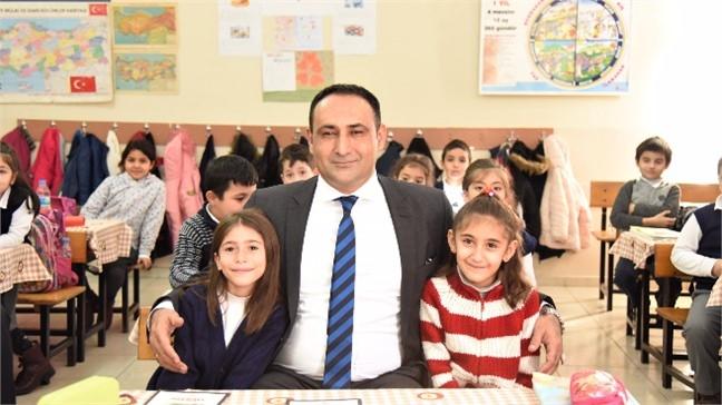 Toroslar'dan İstiklal Marşı'nı En Güzel Okuma Yarışması