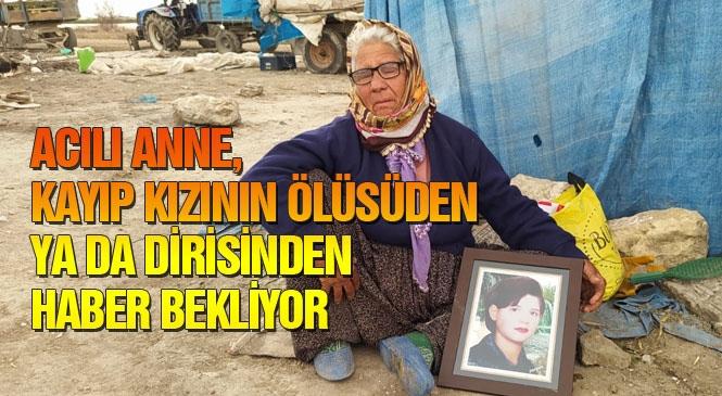 17 Yıl Önce Kaybolan Kızdan Hala Haber Yok