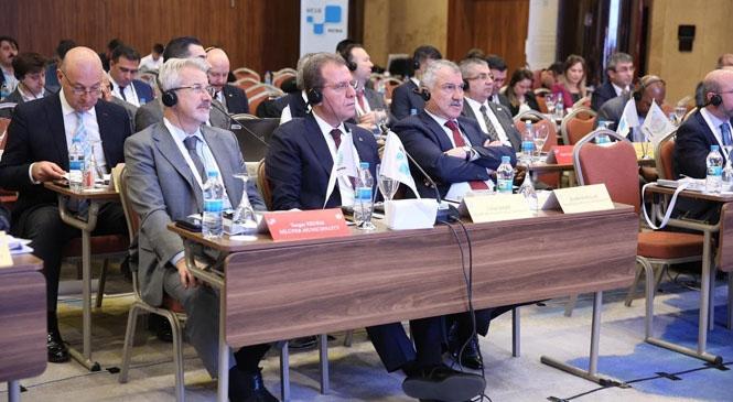 Birleşmiş Kentler ve Yerel Yönetimler Orta Doğu Ve Batı Asya Bölge Teşkilatı Toplantısı Yapıldı