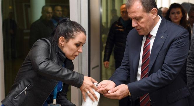 Başkan Seçer, Meclis Toplantısında Corona Virüs Önlemlerini Anlattı