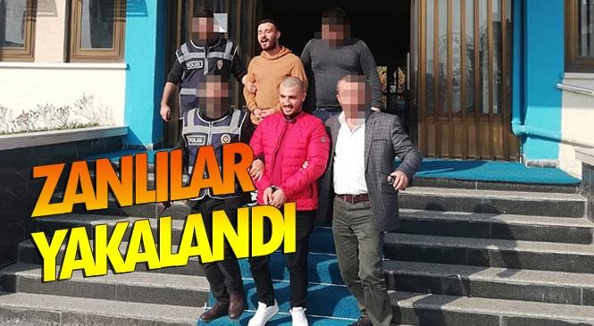 Mersin Tarsus'ta Yaşanan ve Hadi İncirligöz'ün Öldüğü Silahlı Saldırı Olayında Aranan 2 Şüpheli Yakalandı