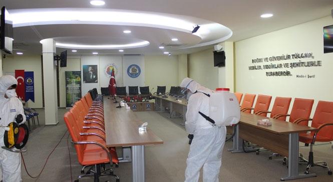 Borsa Korona Virüse Karşı Tedbirlerini Arttırdı