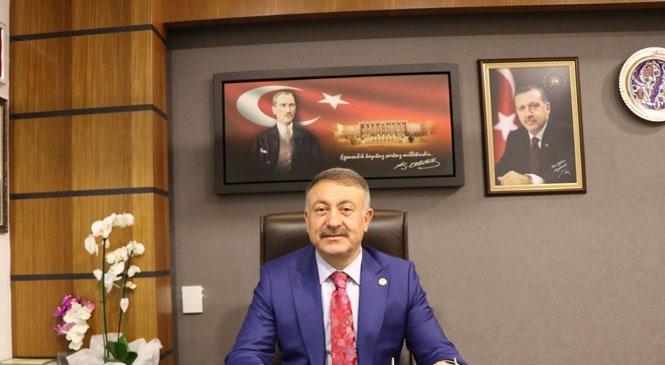 Özkan'dan, Çanakkale Zaferinin 105.Yıl Dönümü Mesajı