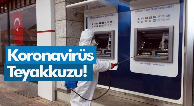 Akdeniz Belediyesi Koronavirüse Karşı Teyakkuzda!
