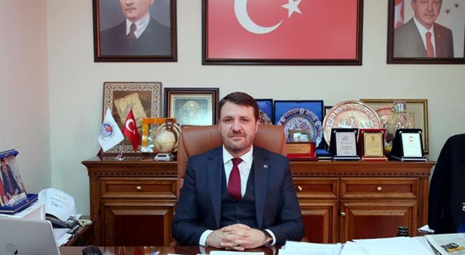 """Akdeniz Belediye Başkanvekili Zafer Şahin Özturan: """"Koronavirüs'e Karşı Seferberlik Halindeyiz!"""""""