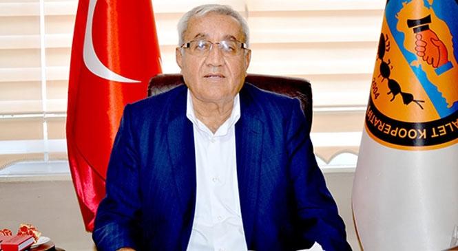 """Tarsus Yeni Esnaf ve Sanatkarlar Odası Başkanı Bektaş Aslan """"Yıllık Gelir Vergisi Tarihi Uzatıldı"""""""