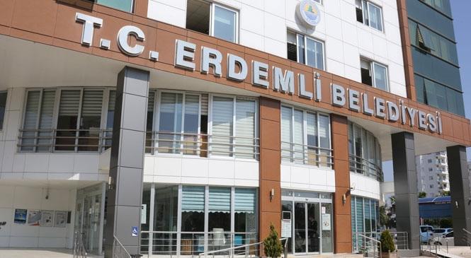 Erdemli Belediyesi Nöbetçi Personel Uygulamasına Geçiyor