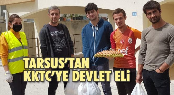 Mersin Tarsus'tan KKTC'ye Devlet Eli! Kıbrıs'taki Öğrencilere Tarsus Kaymakamı El Uzattı