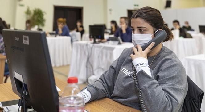 Başkan Seçer, Mersin'deki Koronavirüs Önlemlerini Anlattı