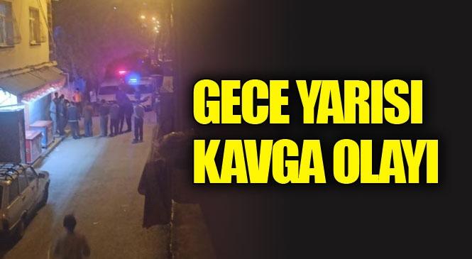 Mersin Tarsus Girne Mahallesinde Gece Saatlerinde Silahlı Kavga Olayı: 1 Yaralı