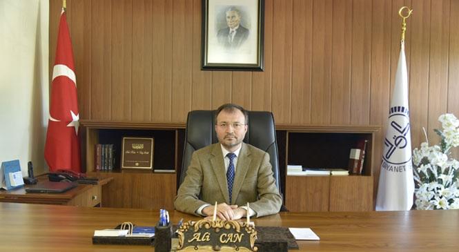 Mersin Tarsus İlçe Müftüsü Ali Can'dan Ramazan Açıklaması