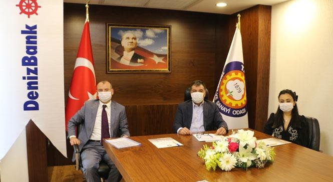 Tarsus TSO'da Nefes Kredisi Tanıtım Toplantısı