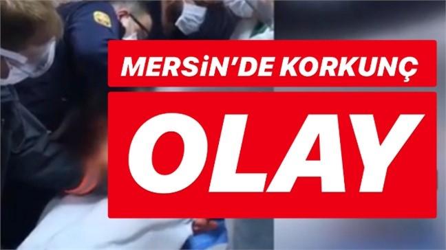 Mersin Tarsus'ta Oyun Oynayan 6 Yaşındaki Çocuğun Kolu Bahçe Korkuluk Deniri Saplandı
