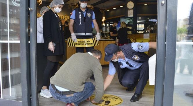 Yenişehir Belediyesi Denetimlerini Sürdürüyor