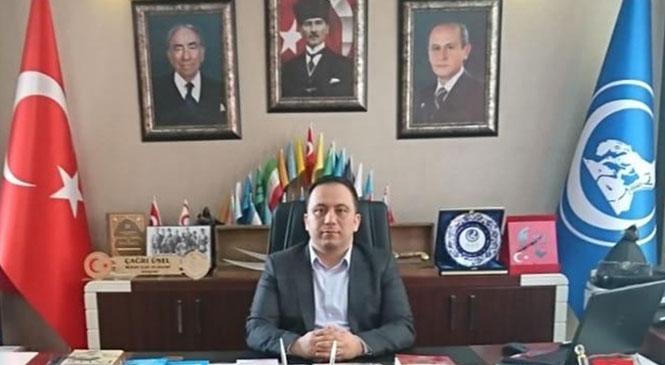 """Ünel: """"Mayıs Ayı Türkler İçin Mücadele Ayıdır"""""""