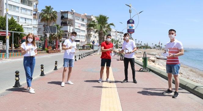 Mersin'de Gençlere 19 Mayıs Hediyesi! Büyükşehir'in Hediyesi Gençleri ve Minikleri Mutlu Etti