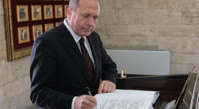 Ankara Tarsuslular Derneği (TADER) Genel Başkanı Semih Özsu