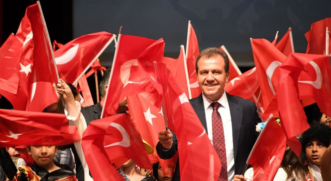 Başkan Seçer'den 19 Mayıs Atatürk'ü Anma Gençlik ve Spor Bayramı Mesajı