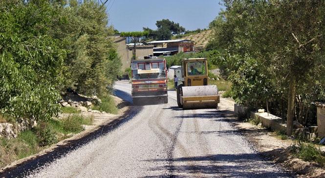 Akdeniz'den Toroslar'a Uzanan Bir Yol Hikayesi! Büyükşehir'in Çalışması İle Vatandaşın 1 Saatlik Yol Çilesi 20 Dakikaya Düştü